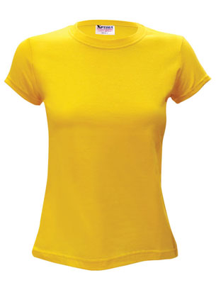 7bb806fc71f09 impresión de playeras cuello redondo para dama